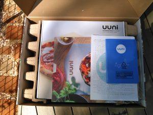 UUNI3、箱オープン。
