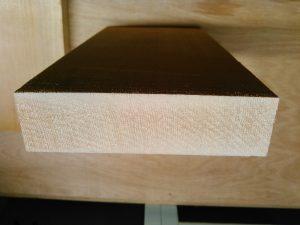 柾目板 木口