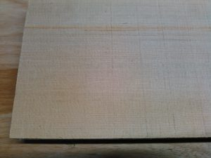 柾目板 木目