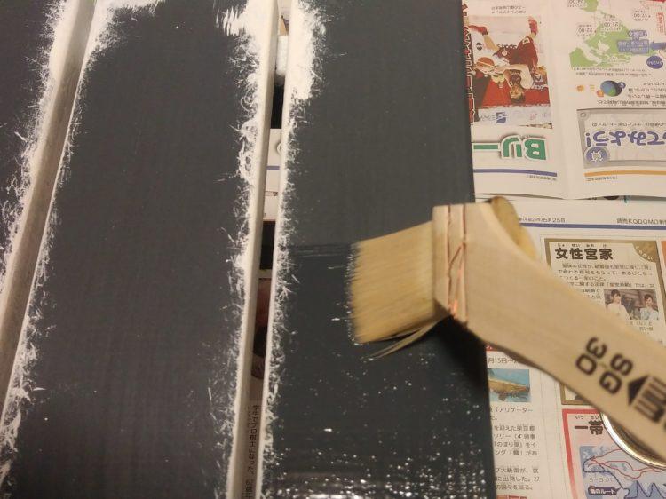 オールクラックアップ塗装