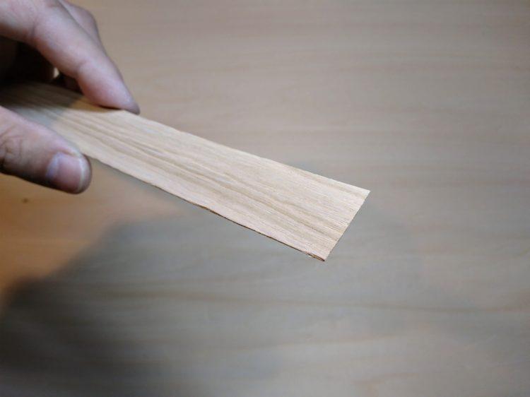 オーク・木口テープ