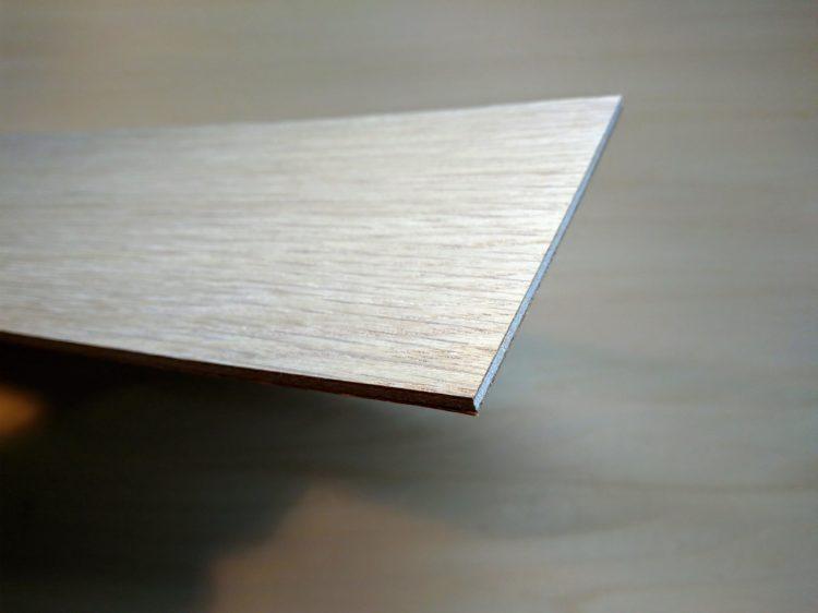 オーク突き板合板・3mm厚