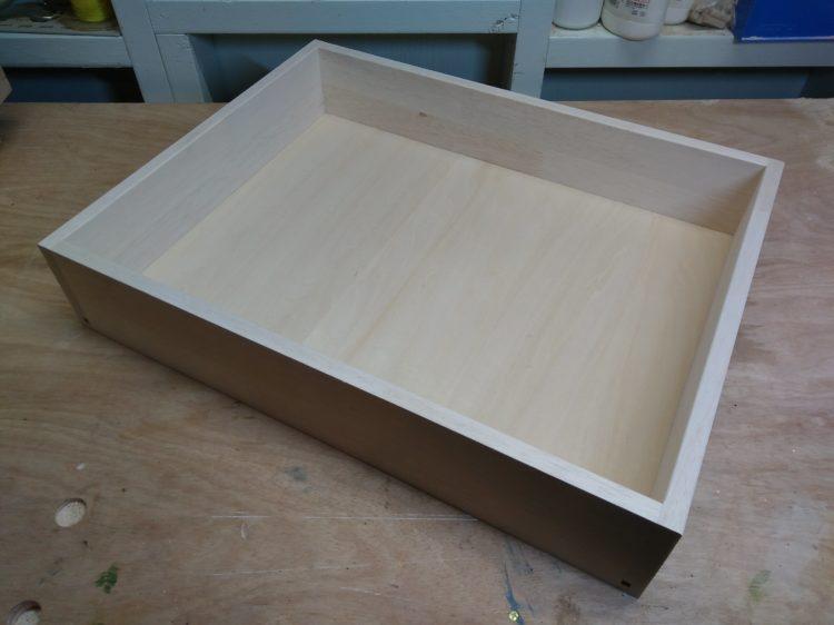 箱部完成。