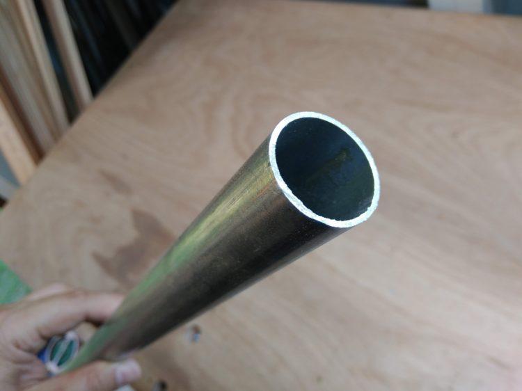 スチールパイプ 厚み1.2mm