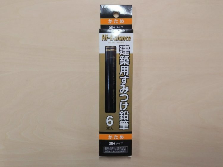 墨付け用鉛筆