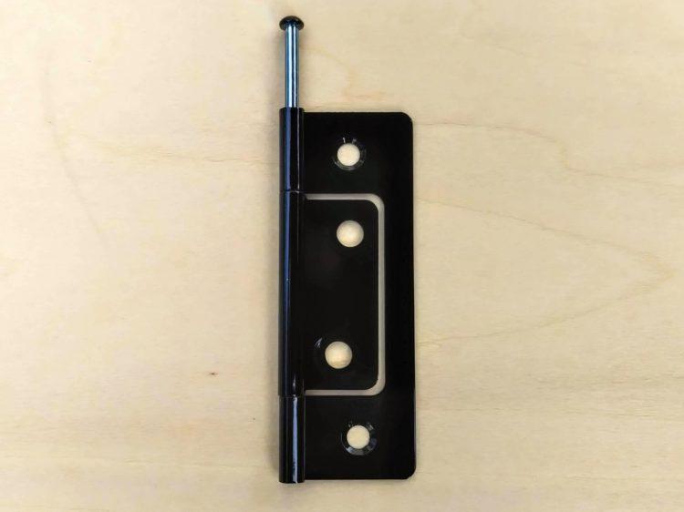 芯棒の上下を入れ替え(左用に変更)