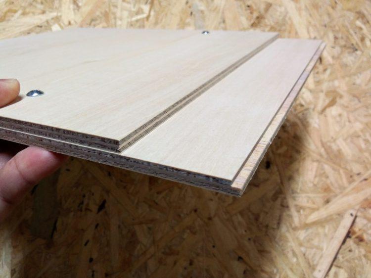 ベース端からビット側面までの正確な幅を切削